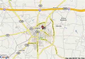 map of kilgore map of best western inn of kilgore kilgore