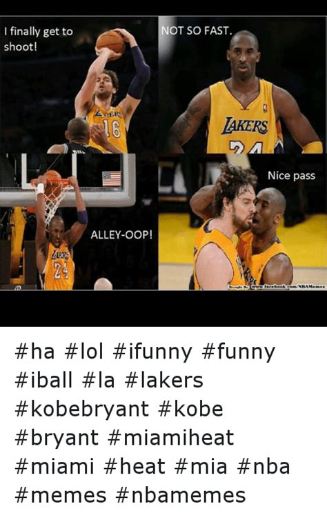 Funny Lakers Memes - 91 funny basketball kobe bryant and sports memes of 2016