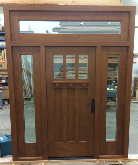 passive house doors by portland builder hammer