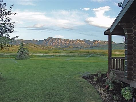 ranch cabin in wyoming with amazing mountain vrbo