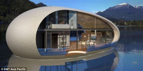 Luxury Estate Home Plans by Giant Egg Shaped Houses Made Out Of Reclaimed Material
