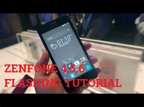 tutorial flash zenfone 5 bootloop how to flash zenfone 5 in 2minutes bootloop fix youtube