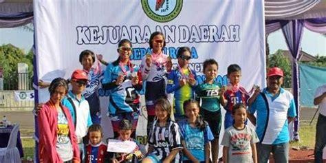 Sepatu Roda Di Gresik delapan atlet sepatu roda kota malang ikuti piala ibu