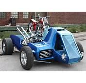 Metalflake Hauler Carries A Custom Triumph Motorcycle Built Originally
