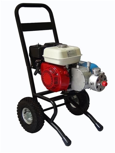 spray paint equipment for sale china hb125 best gasoline gas mechanical airless paint