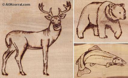 beginner wood burning patterns wood design