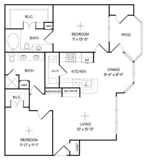 regency park floor plan www regencyparkapts net regency park apartments in austin tx