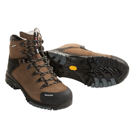 raichle boots raichle mountain crest tex 174 hiking boots for