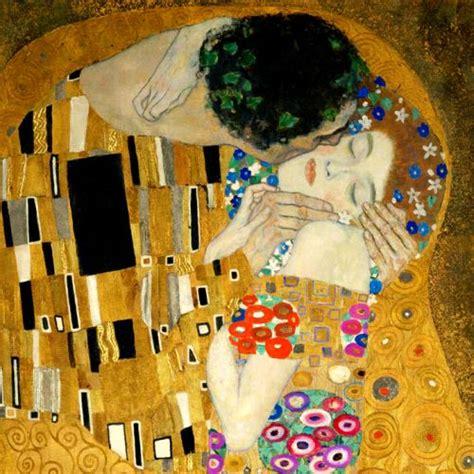 el cuadro el beso cuadro mural de el beso de gustav klimt the kiss