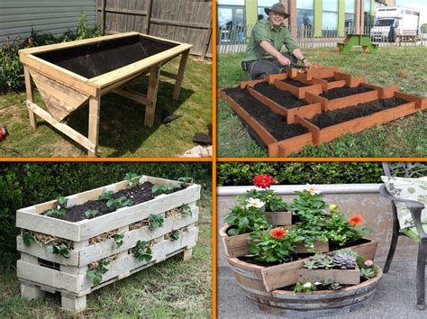 Garden Planters Diy by Vertical Wooden Box Planter The Owner Builder Network
