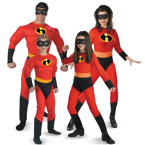 the incredibles costumes the incredibles family costumes