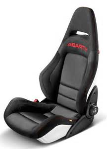 Abarth Seats Sabelt Abarth Corse Seats Photo 1 5922