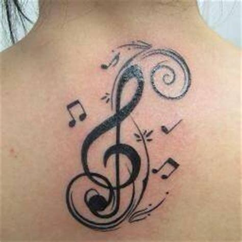 imagenes de tatuajes de notas musicales tatuajes de msica tatuaje clave de sol car interior design