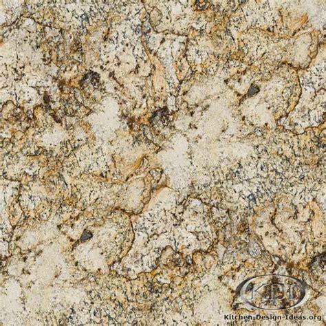 Granite Countertops Names by Golden Granite Kitchen Countertop Ideas