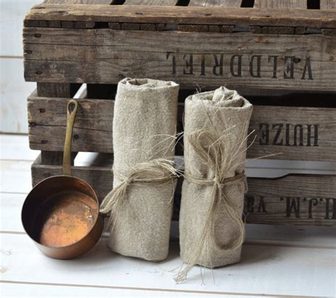 country kitchen towels naturel linen tea towels country hostess gifts