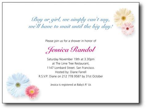 baby shower invitations wordings dolanpedia invitations template