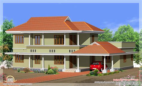 simple house designs in kerala simple kerala style villa in 2250 sq feet kerala home design and floor plans