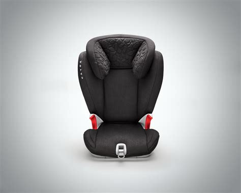 volvo seat volvo introduces new generation safer child seats