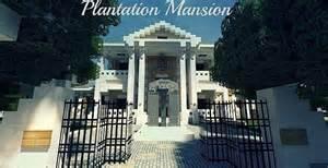 Plantation mansion minecraft house build ideas