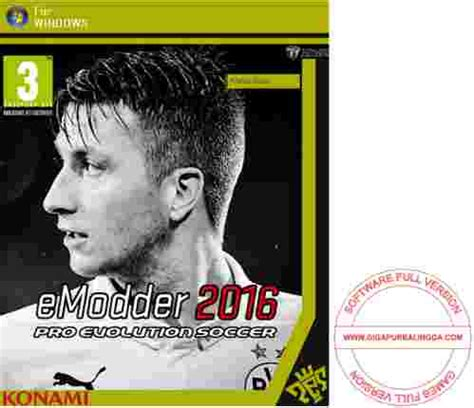 Kostum Bola Perlusin patch pes 2016 emodder 2016 v 0 3 for pes 2016 hit maxz