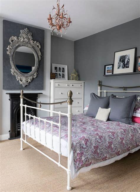 schlafzimmer gestalten grau wandfarbe grau im schlafzimmer 77 gestaltungsideen