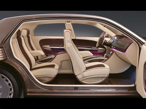 chrysler imperial concept 2006 chrysler imperial concept interior 1280x960 wallpaper