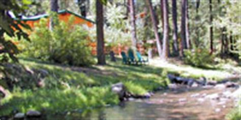 Riverside Cottages Ruidoso by Riverside Cottages Rental Cabins Ruidoso Cabins