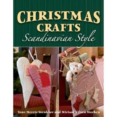 christmas crafts scandinavian style book review simply