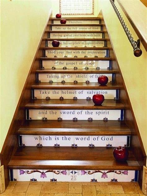 stair decor 35 cozy fall staircase d 233 cor ideas digsdigs
