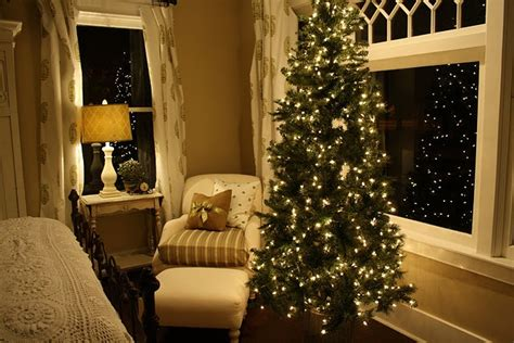 christmas tree in the bedroom christmas pinterest