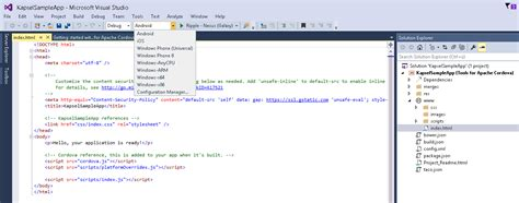 cordova tutorial android visual studio uncategorized sap blogs page 2207
