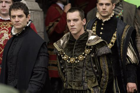 Jonathan Rhys Meyers And His Billy Idol Snarl by Picture Of Henry Cavill In The Tudors Ti4u U1221468032
