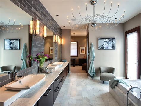 Hgtv Bathroom Designs by 13 Dreamy Bathroom Lighting Ideas Bathroom Ideas