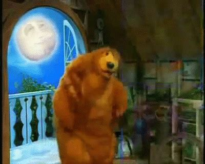 the bear inthe big blue house bear in the big blue house intro on make a gif