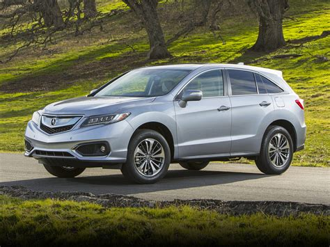 suv acura new 2017 acura rdx price photos reviews safety