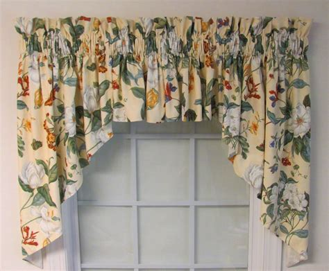 Kitchen Curtain Patterns Inspiration Windows Valance Designs For Windows Inspiration Cool Kitchen Regarding Custom Kitchen Curtains