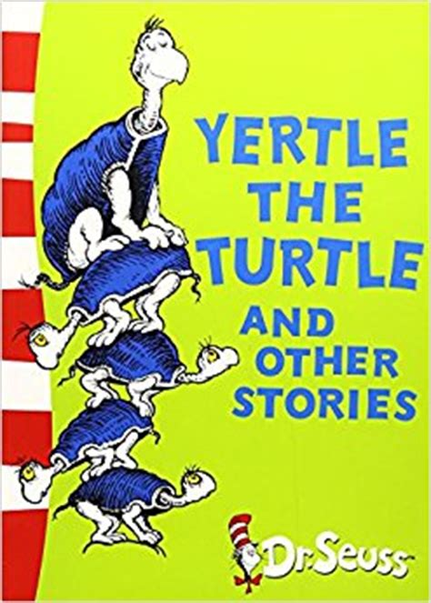 The Sneetches And Other Stories Yellow Back Book yertle the turtle and other stories yellow back book dr
