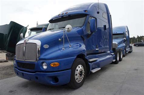 2009 kenworth truck 2009 kenworth t2000 sleeper truck for sale gulfport ms