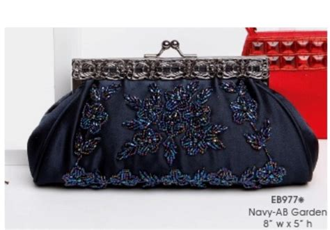 navy beaded clutch navy blue beaded evening bag vintage style clutch purse