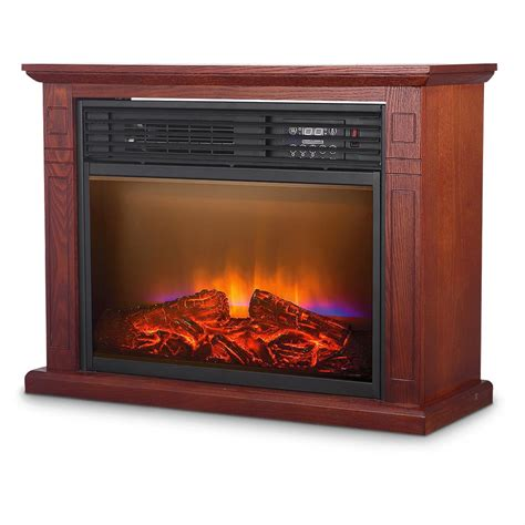 Mobile Home Fireplace by Mobile Fireplace With Tri Colored 669997
