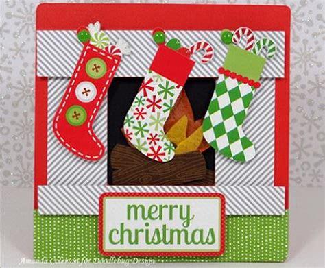 hacer chimenea casera c 243 mo hacer postales de navidad caseras