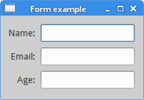 qt5 form layout layout management in qt5