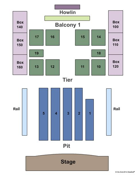 blue seating chart chicago concert venues in chicago il concertfix