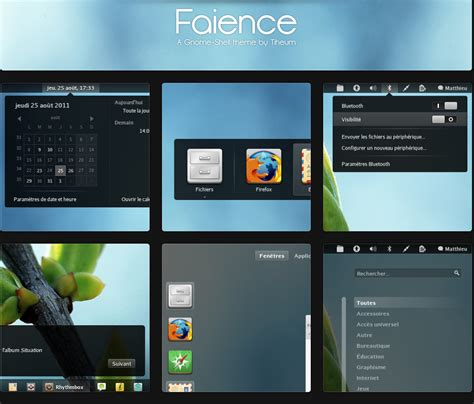 themes gnome 3 gnome shell top 10 gnome shell themes