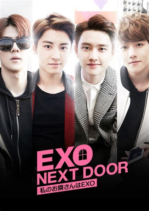 pembuatan film exo next door exo主演ドラマ exo next door dvdが7月27日 水 にリリース決定 日本オリジナル予告編も公開