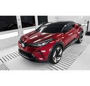 Compact Crossover Cars Toyota Chr Color July 1 2016