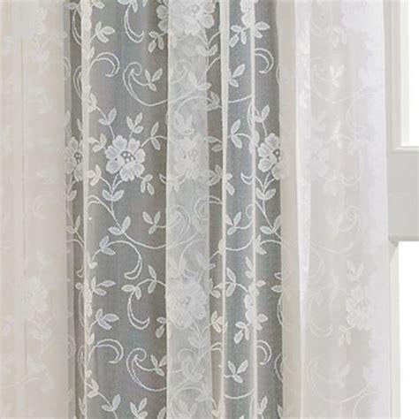 shari lace curtains shari lace curtains ivory lace curtain swag valance
