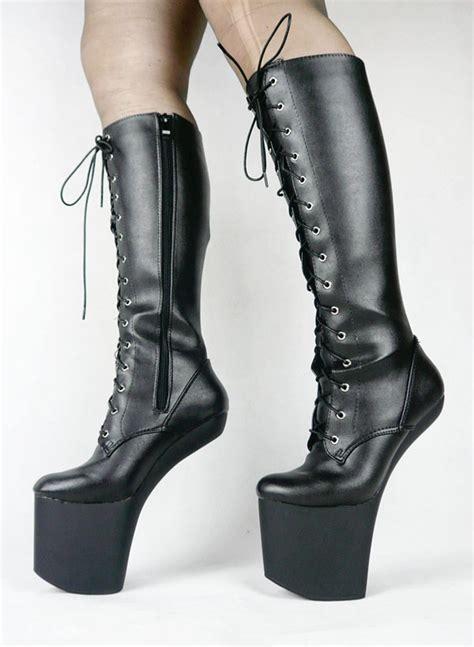 free shipping 8 inch heel slugged bottom hoof