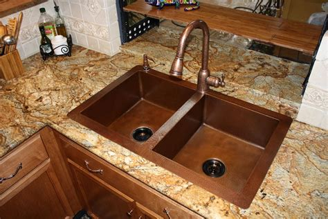 large kitchen sink lg double well kitchen sink 50 50 copper sinks online