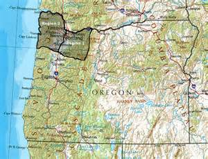 Map Of Oregon Rivers by Oregon Paddling Guide For Oregon Rivers